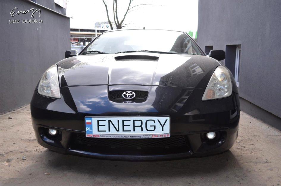 Toyota Celica 1.8 1999r LPG