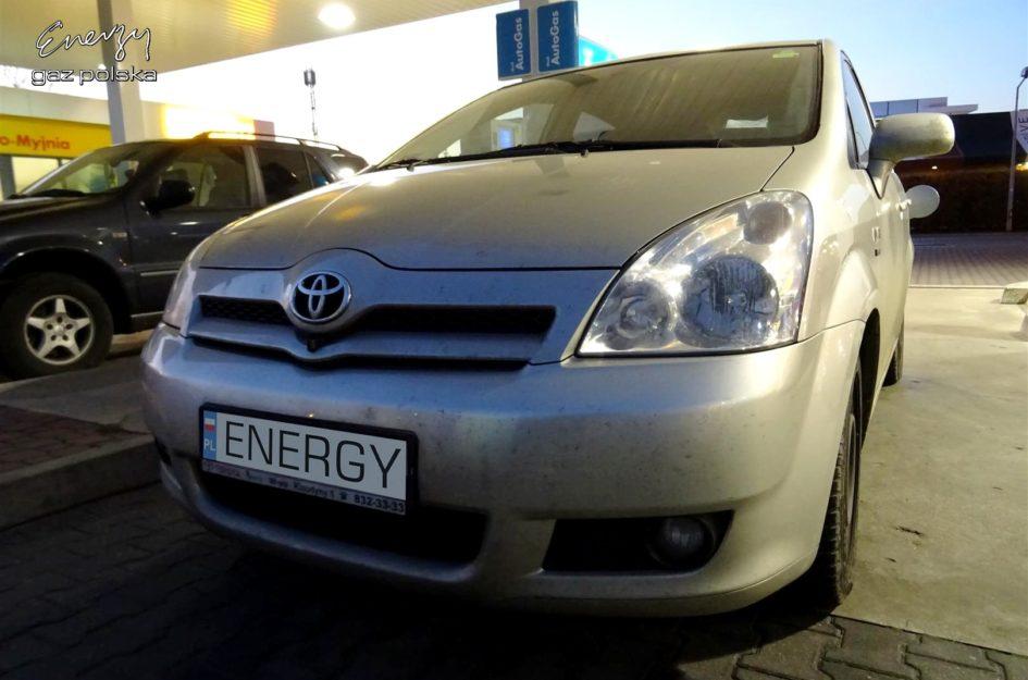Toyota Corolla Verso 1.8 2004rLPG