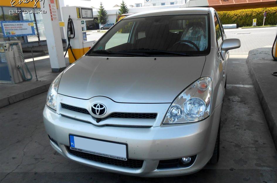 Toyota Corolla Verso 1.8 2005r LPG