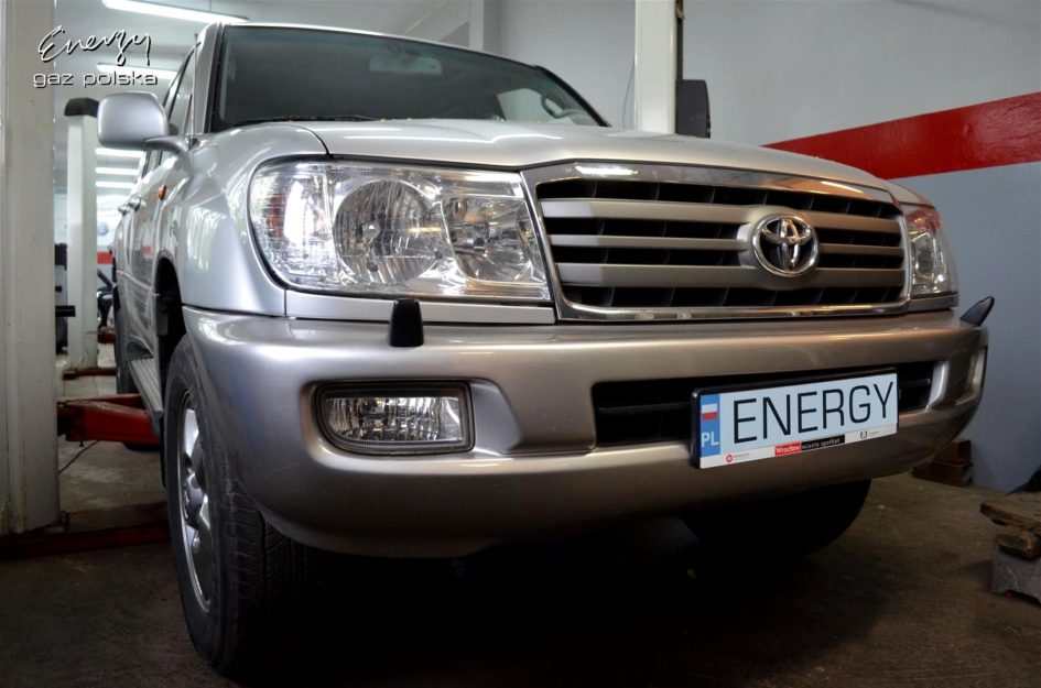 Toyota Land Cruiser 4.7 2006r LPG