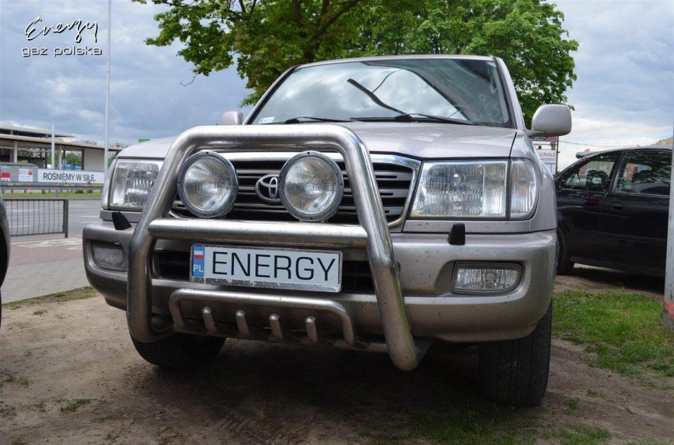 Toyota Land Cruiser 4.7 V8 2005r LPG