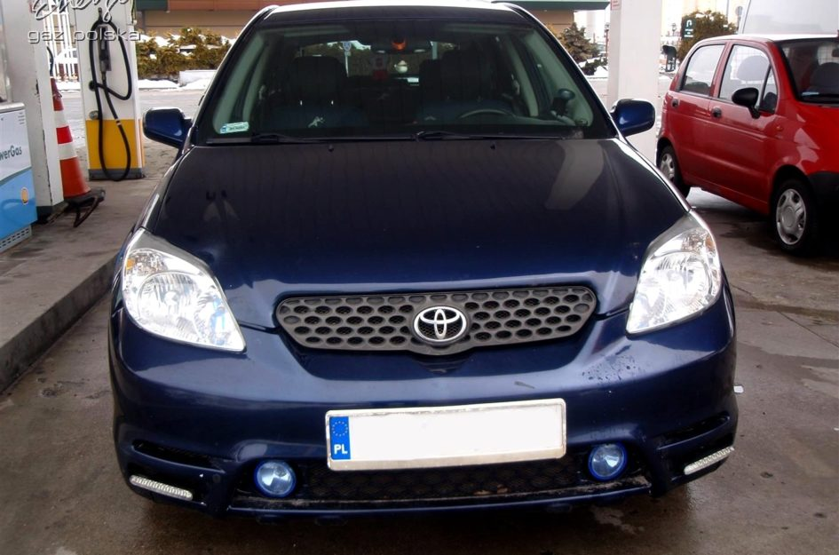 Toyota Matrix 1.8 2005r LPG