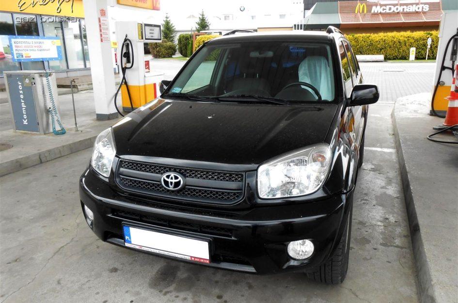 Toyota RAV4 2.0 2005r LPG
