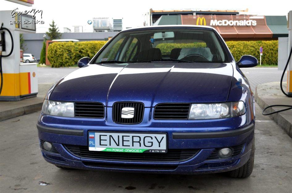 Seat Leon 1.6 2003r LPG