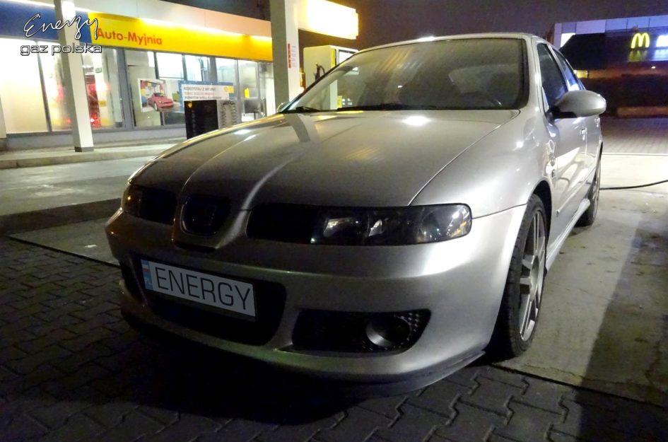 Seat Leon 1.8T 2004r LPG