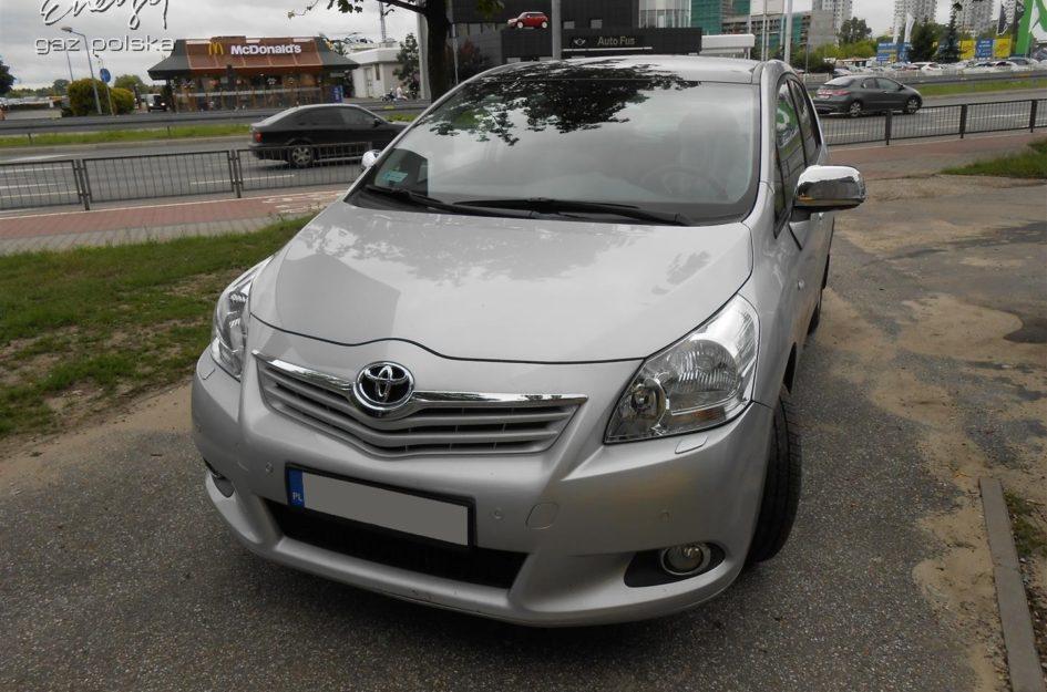 Toyota Verso 1.8 2012r LPG