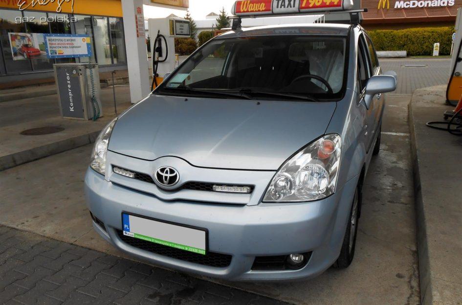 Toyota Verso 1.8 2004r LPG