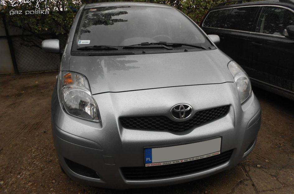 Toyota Yaris 1.3 1010r LPG