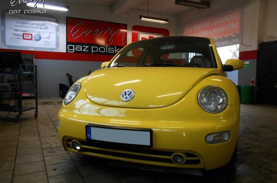 Volkswagen Beetle 1.8T 1999r LPG