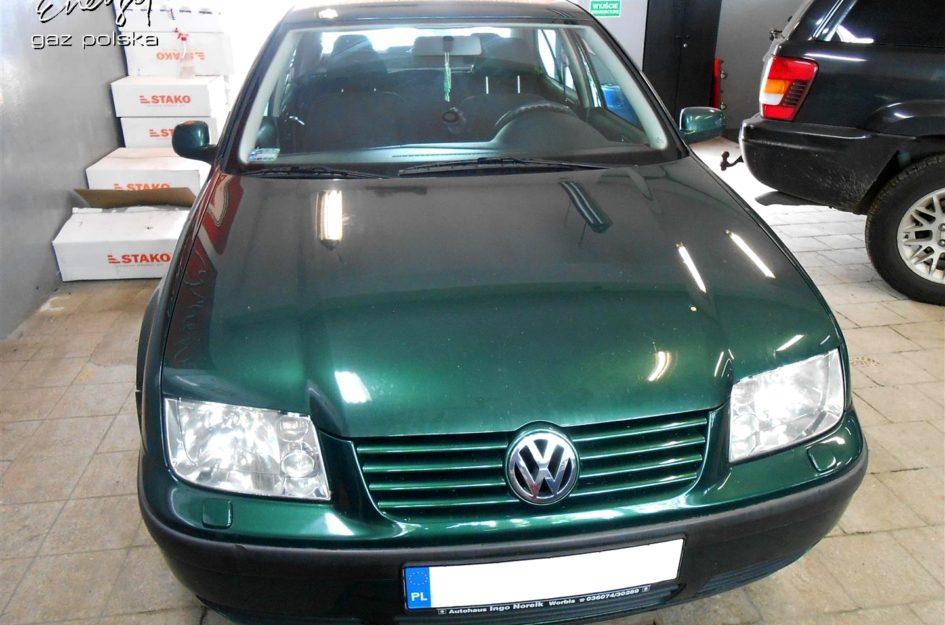 Volkswagen Bora 1.6 1999r LPG