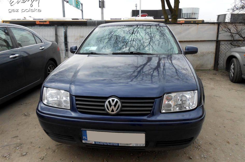 Volkswagen Bora 2.0 1999r LPG