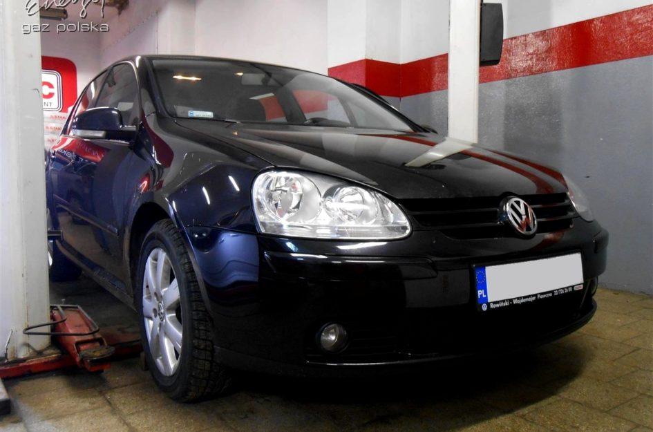 Volkswagen Golf 1.6 2007r LPG