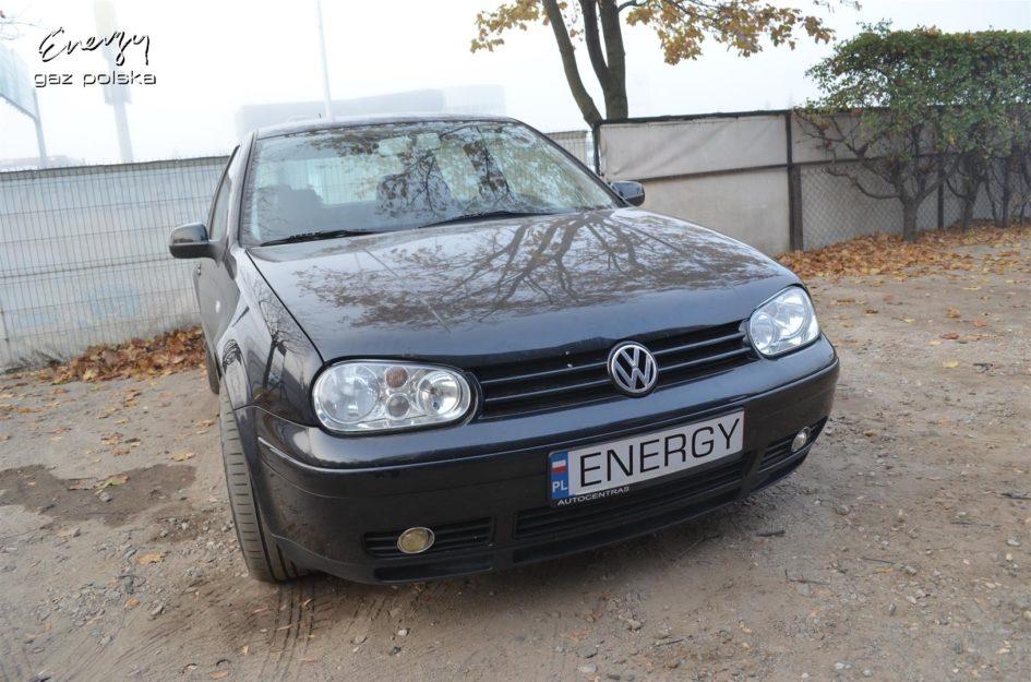 Volkswagen Golf 2.8 VR6 2001r LPG
