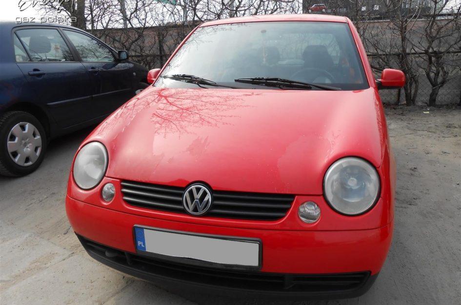 Volkswagen Lupo 1.4 1998r LPG