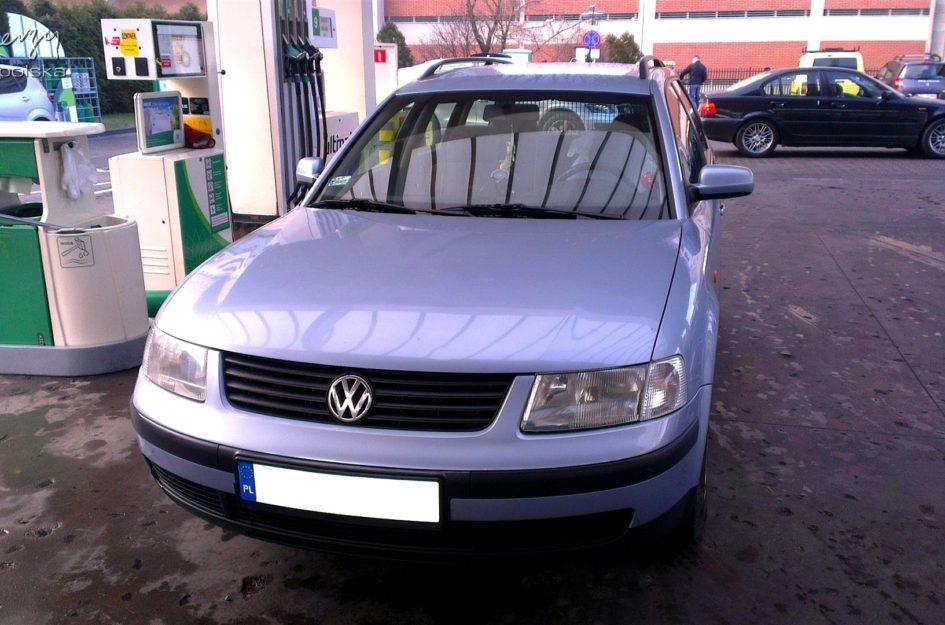 Volkswagen Passat 1.6 1997r LPG