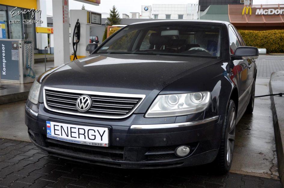 Volkswagen Phaeton 4.2 V8 2004r LPG