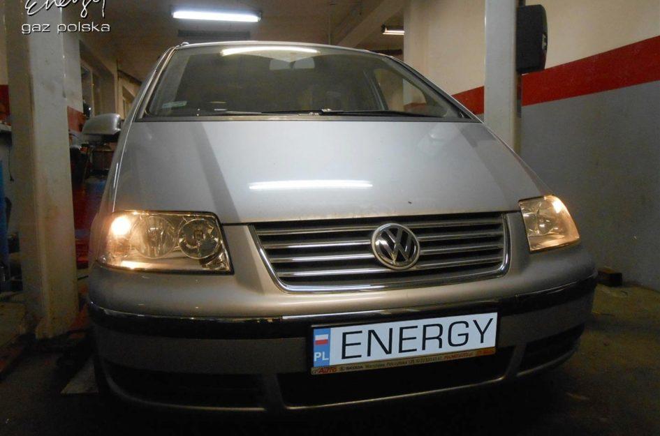 Volkswagen Sharan 1.8T 2001r LPG