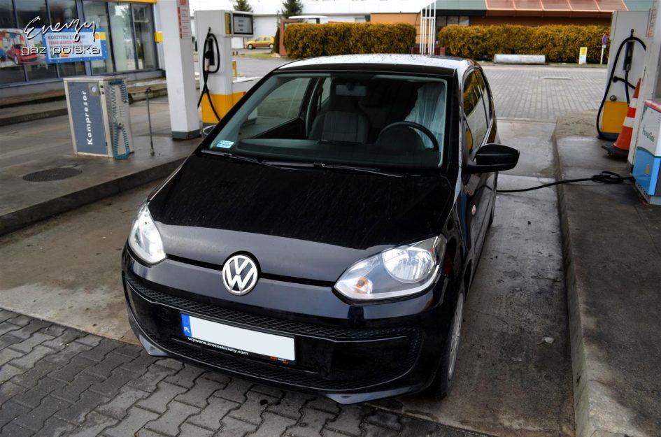 Volkswagen UP 1.0 2012r LPG