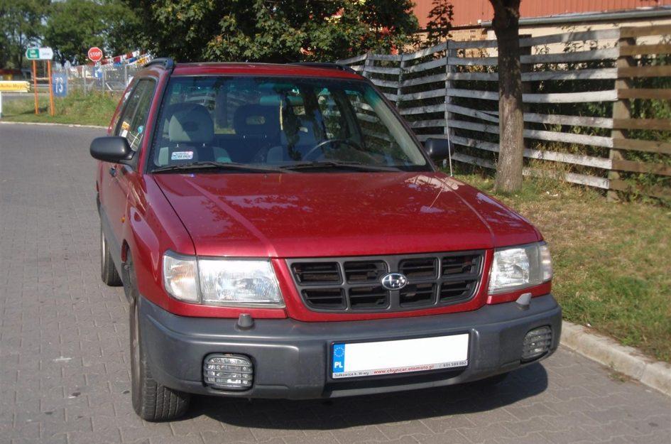 Subaru Forester 2.0 1997r LPG