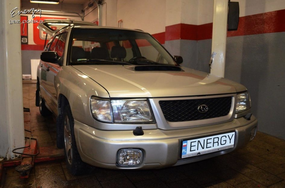 Subaru Forester 2.0 1999r LPG