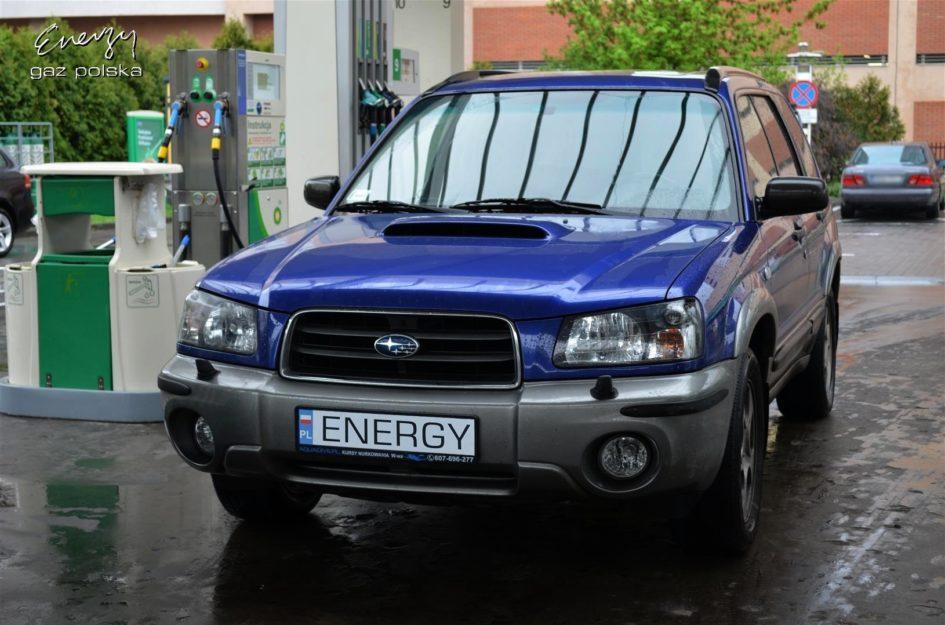 Subaru Forester 2.0 2004r LPG