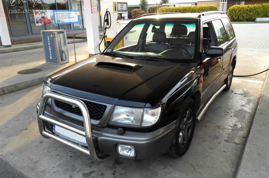 Subaru Forester 2.0T 1999r LPG