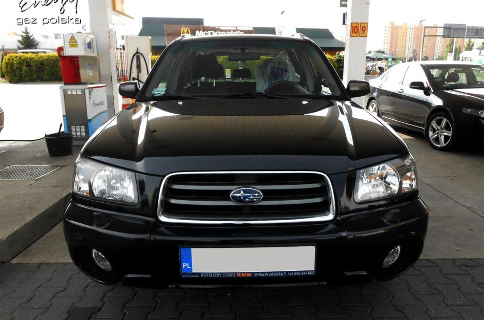 Subaru Forester 2.0 2005r LPG