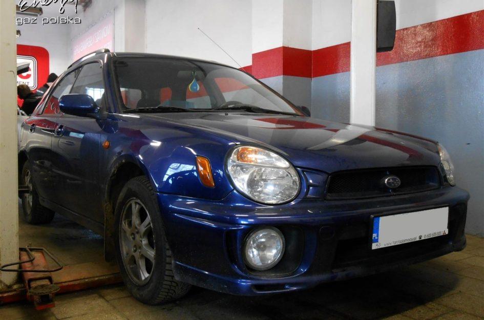 Subaru Impreza 2.0 2000r LPG