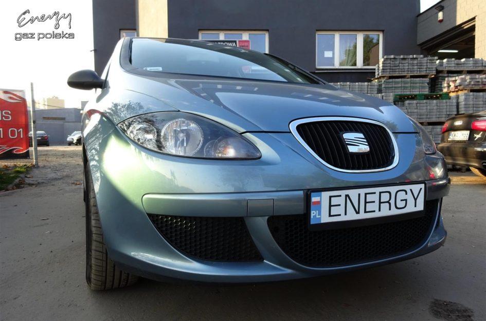 Seat Altea 1.6 2006r LPG