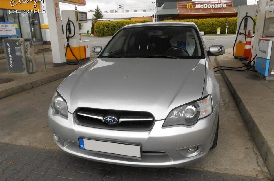 Subaru Legacy 2.0 2005r LPG