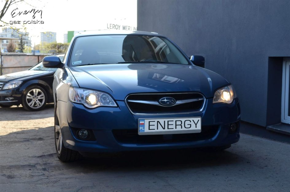 Subaru Legacy 2.0 2006r LPG