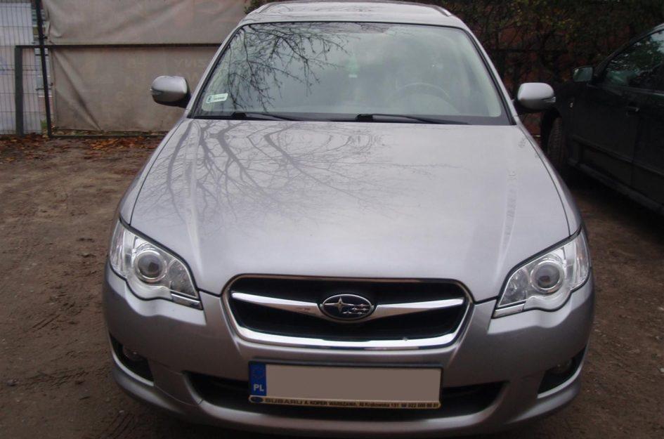 Subaru Legacy 2.0 2008r LPG