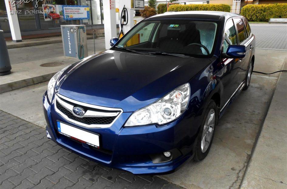 Subaru Legacy 2.0 2010r LPG
