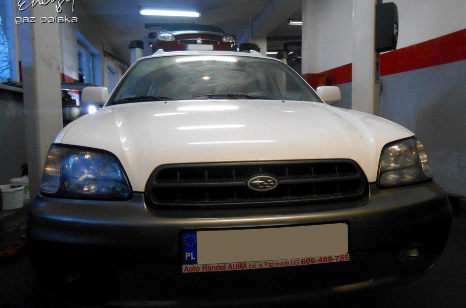 Subaru Legacy 2.5 2001r LPG