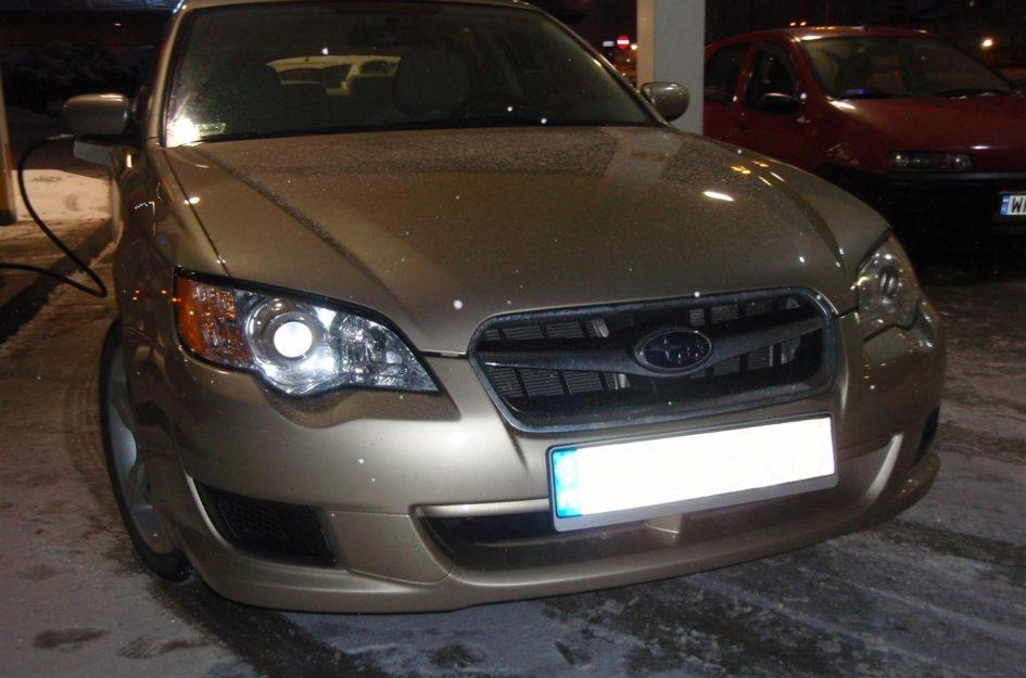 Subaru Legacy 2.5 2008r LPG