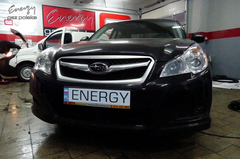 Subaru Legacy 2.5 2011r LPG