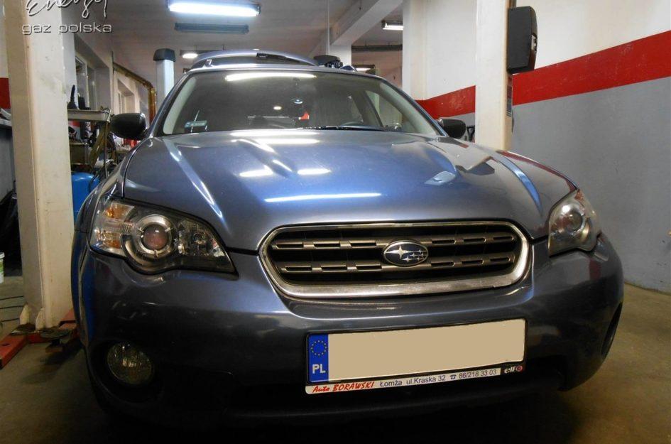 Subaru Outback 2.5 2006r LPG