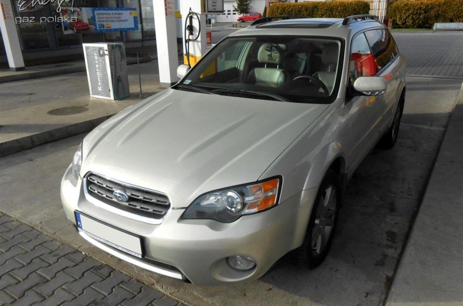 Subaru Outback 3.0 2004r LPG