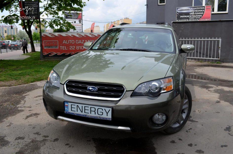 Subaru Outback 3.0 2005r LPG