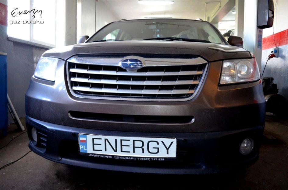 Subaru Tribeca 3.6 2008r LPG