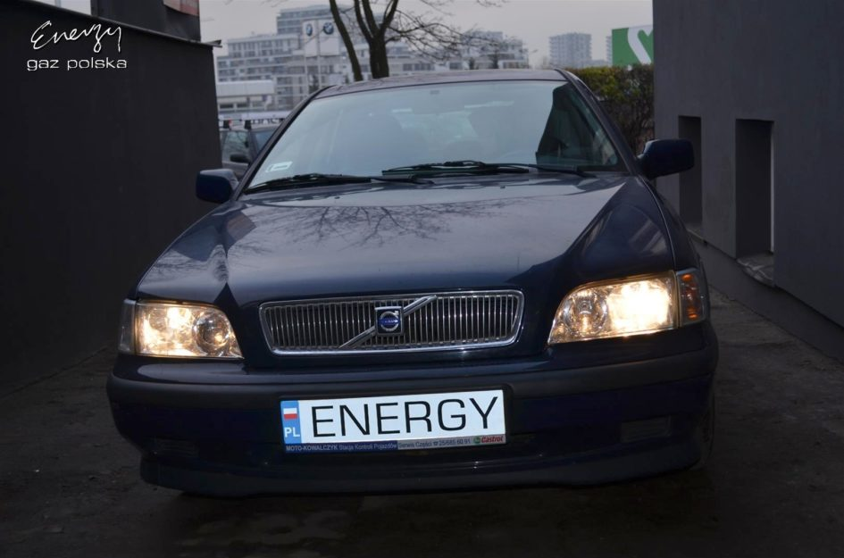 Volvo S40 1.8 2000r LPG