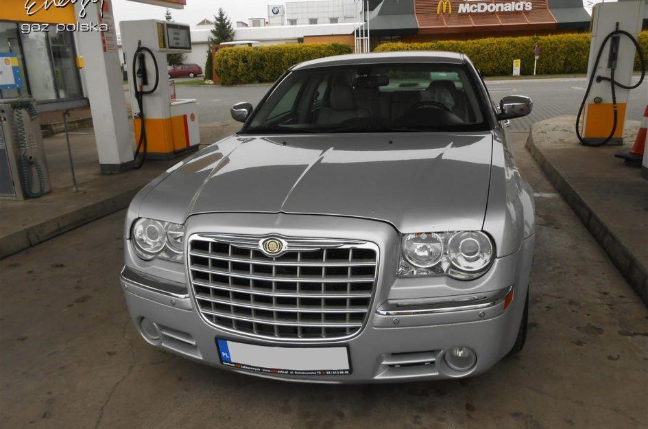 Chrysler 300C 5.7 HEMI 2005r LPG