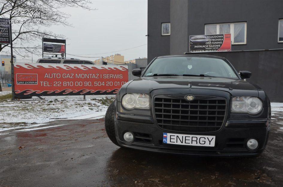 Chrysler 300C 6.1 V8 SRT8 2006r LPG