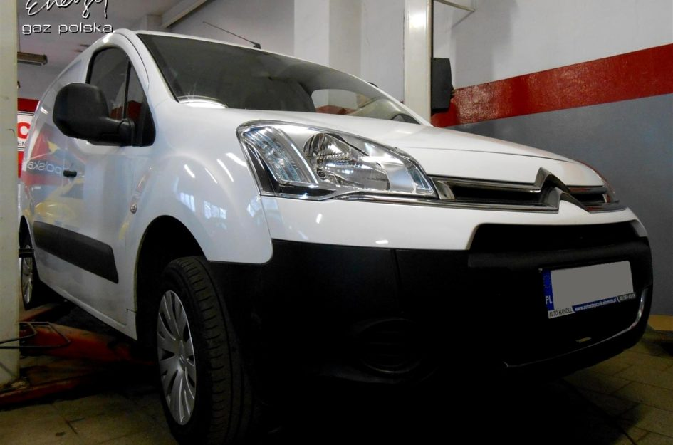 Citroen Berlingo 1.6 2013r LPG