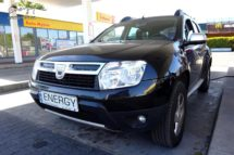 Dacia Duster 1.6 2010r LPG