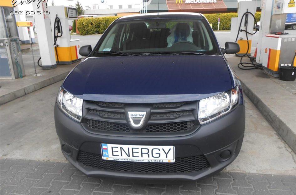 Dacia Logan 1.2 2013r LPG