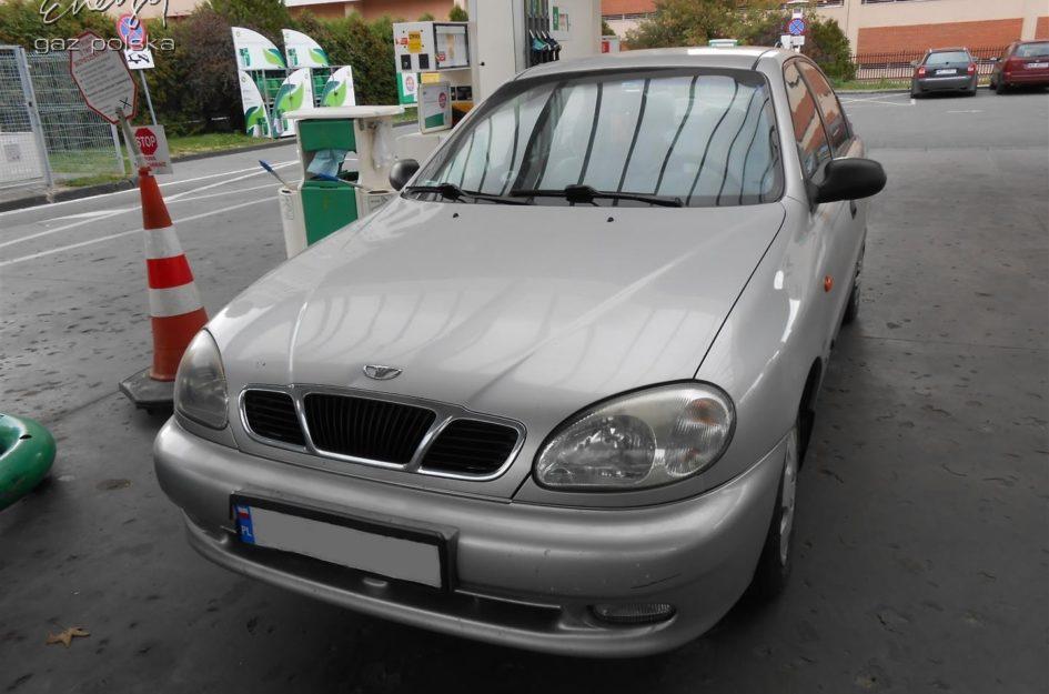 Daewoo Lanos 1.5 1999r LPG