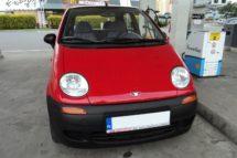 Daewoo Matiz 0.8 2004r LPG