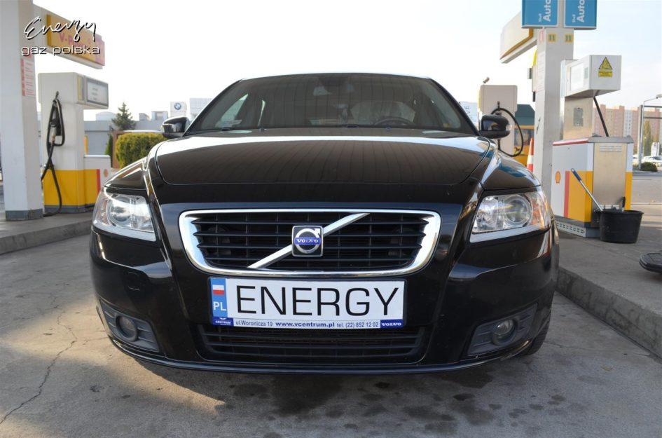 Volvo V50 2.0 2008r LPG