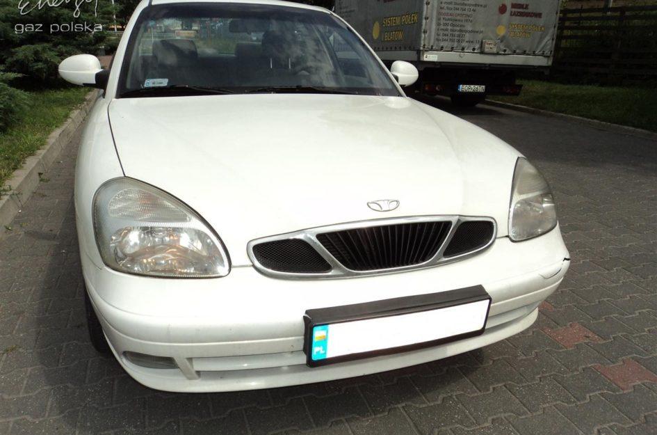 Daewoo Nubira 2.0 1999r LPG
